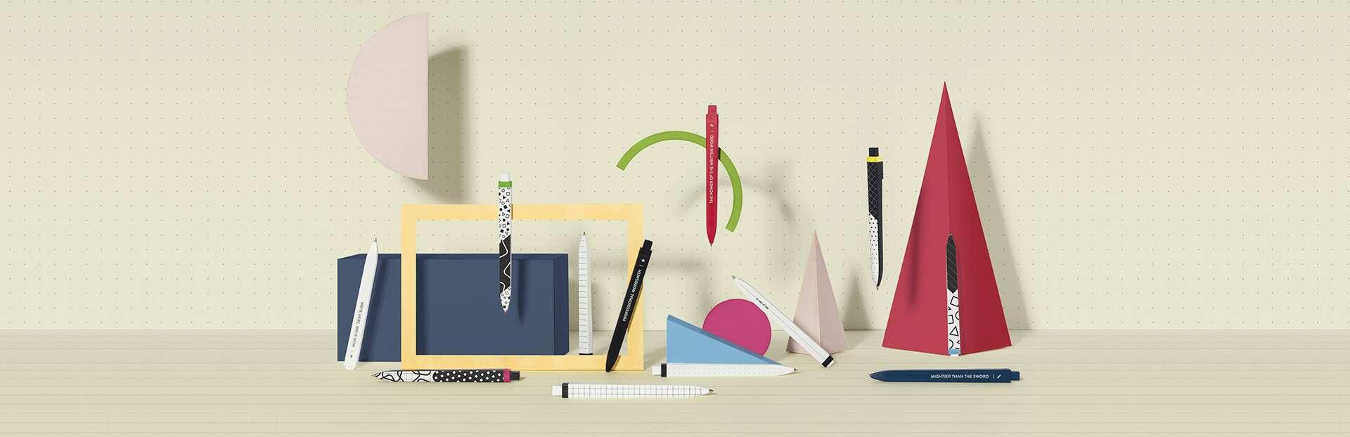 Ручки та Олівці