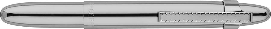 Ручка Fisher Space Pen Булліт Хром з кліпсою / 400CL