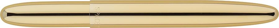 Ручка Fisher Space Pen Булліт Золотистий Нітрид Титана / 400TN