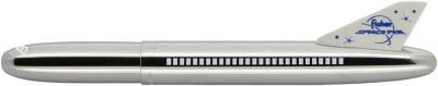 Ручка Fisher Space Pen Булліт Літак Біла / 400AL-W