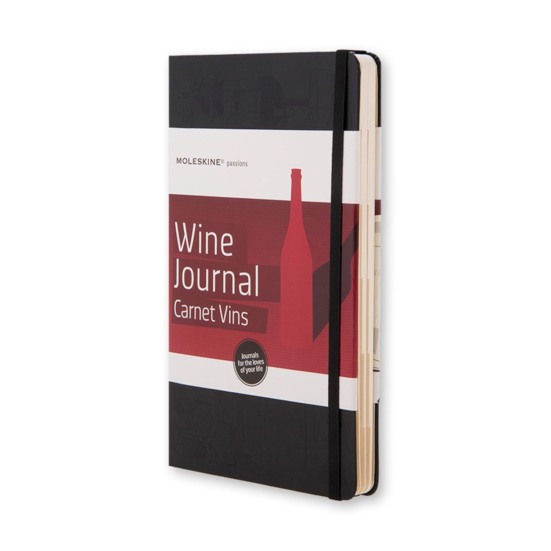 Записник Moleskine Passion середній / Книга вина