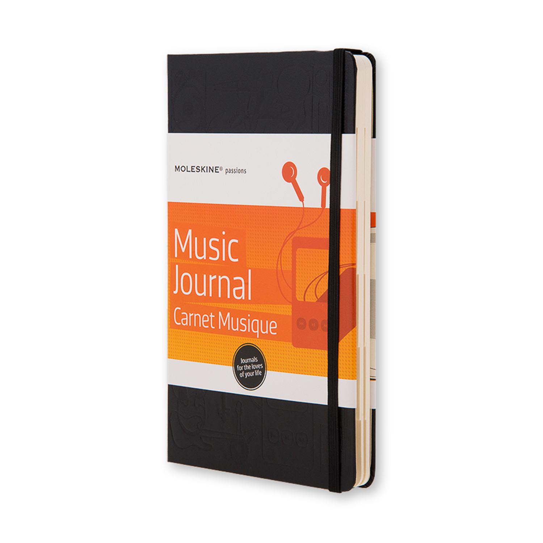 Записник Moleskine Passion середній / Книга музики