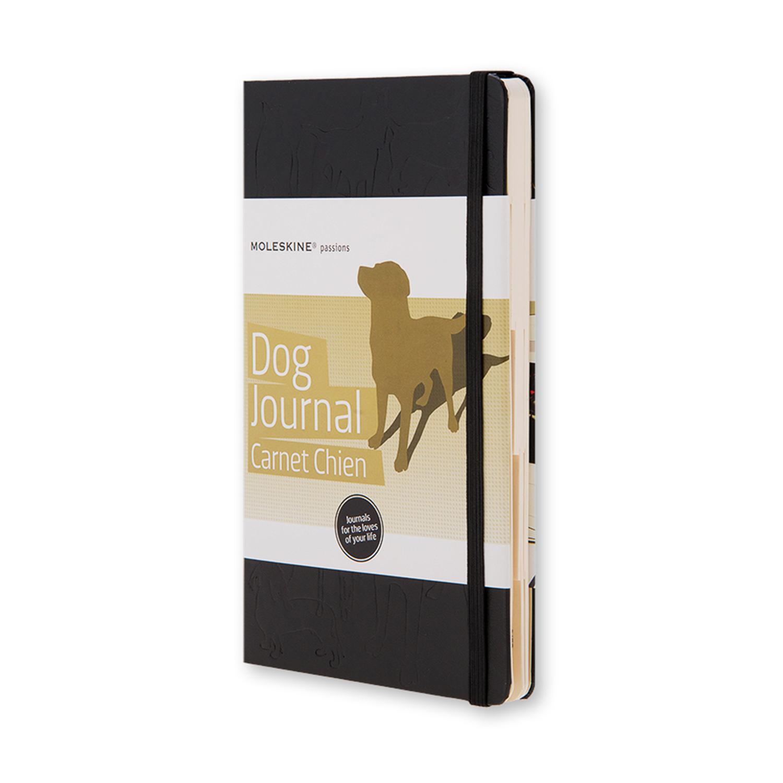 Записник Moleskine Passion середній / Книга собак