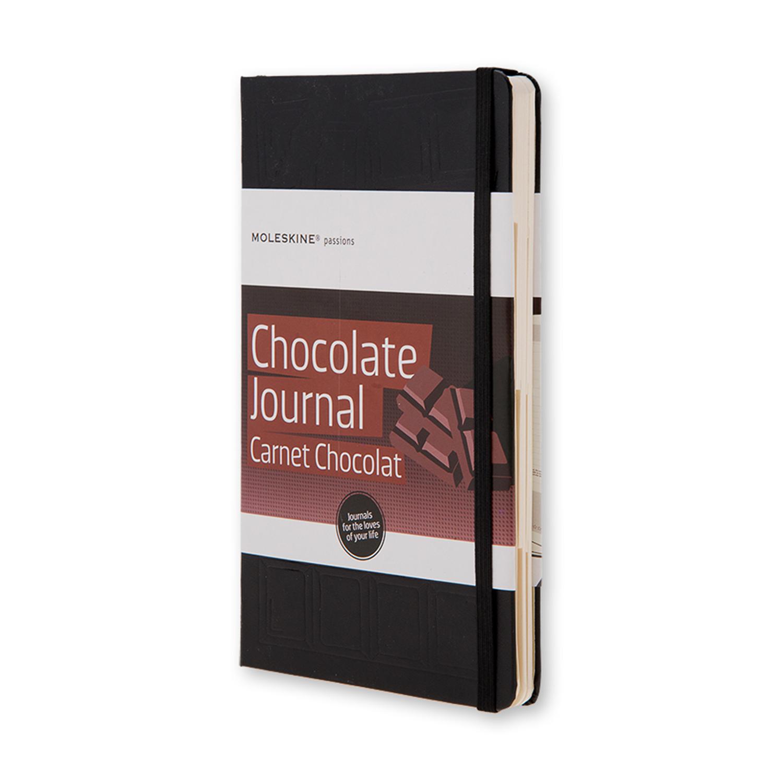 Записник Moleskine Passion середній / Книга шоколаду