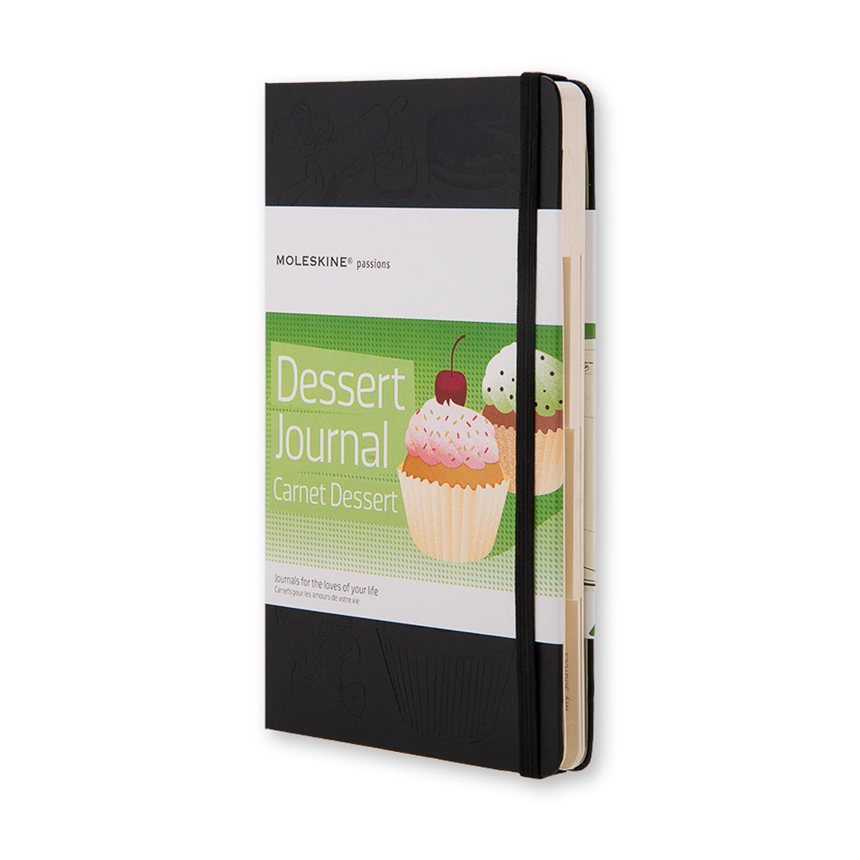 Записник Moleskine Passion середній / Книга десертів