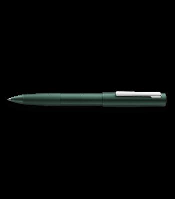 Ручка-ролер Lamy Aion Темно-зелена / Стрижень M63 1,0 мм Чорний