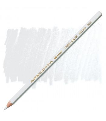 Олівець акварельний Caran d'Ache Supracolor WHITE