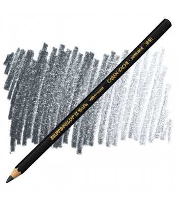 Олівець акварельний Caran d'Ache Supracolor BLACK