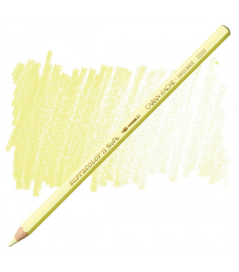 Олівець акварельний Caran d'Ache Supracolor PALE YELLOW