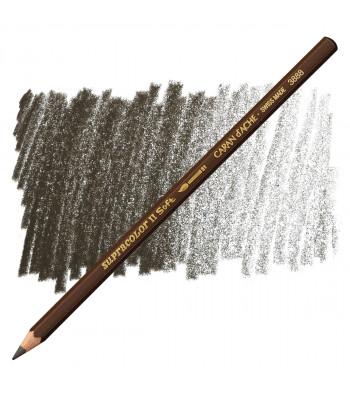 Олівець акварельний Caran d'Ache Supracolor RAW UMBER