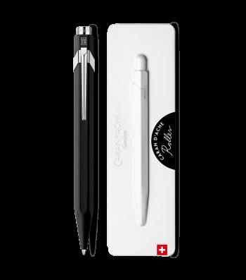 Ручка-ролер Caran d'Ache 849 Чорна + box