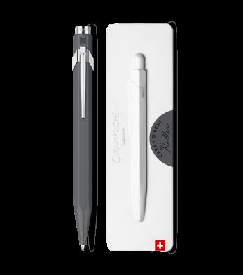 Ручка-ролер Caran d'Ache 849 Сіра + box