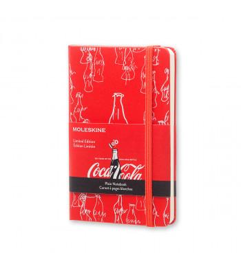 Записник Moleskine Coca-Cola кишеньковий Нелінований