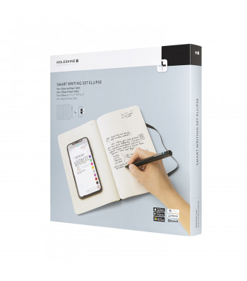 Набір Moleskine Smart Writing Set Ellipse