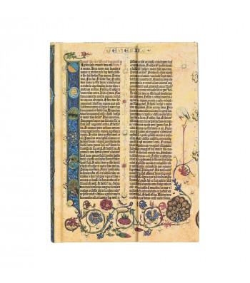 Записник Paperblanks Біблія Гутенберга - Генезис / середній Лінійка