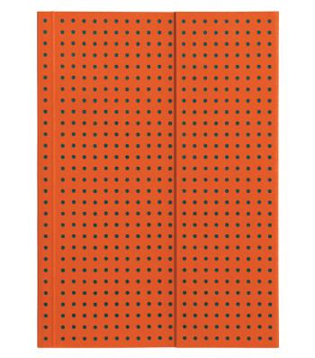 Записник Paper-Oh Circulo А6 Лінійка Помаранчевий