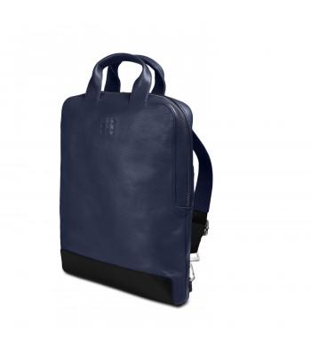 "Сумка Moleskine Classic Device Bag 15"" Вертикальна Сапфір Шкіряна"