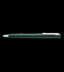 Чорнильна Ручка Lamy Aion Темно-зелена EF / Чорнила T10 Сині