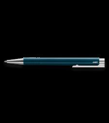 Кулькова авторучка Lamy Logo M+ Темно-зелена / Стрижень M16 1,0 мм Чорний