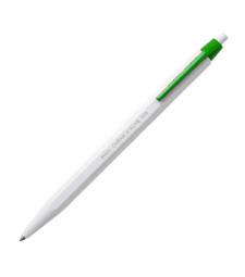 Ручка Caran d'Ache 825 Eco Зелена кліпса