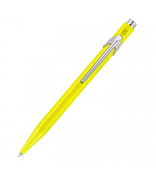 Ручка Caran d'Ache 849 Fluo Жовта