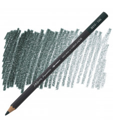 Олівець акварельний Caran d'Ache Museum Aquarelle DARK SAP GREEN
