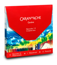 Набір Caran d'Ache Creative Box Neocolor