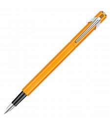 Чорнильна Ручка Caran d'Ache 849 Помаранчева EF + box