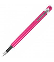 Чорнильна Ручка Caran d'Ache 849 Пурпурна M + box