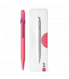 Ручка Caran d'Ache 849 Claim Your Style Рожева + box