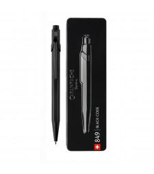 Ручка Caran d'Ache 849 BLACK CODE Чорна + box