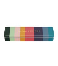 Набір Акварельних Олівців Caran d'Ache Supracolor Paul Smith - 8 кольорів