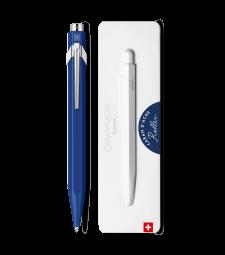 Ручка-ролер Caran d'Ache 849 Синя + box