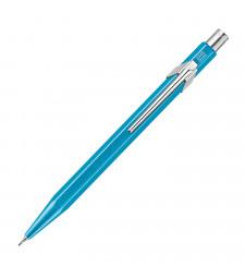 Механічний Олівець Caran d'Ache 844 0.7 мм Metal-X Блакитний