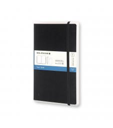 Записник Moleskine Paper Tablet середній Точка Чорний