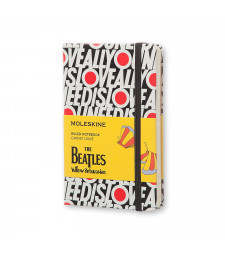 Записник Moleskine Beatles кишеньковий Лінійка All You Need Is Love