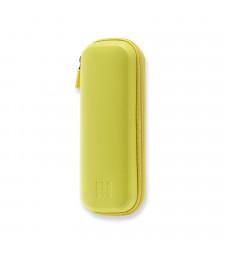 Кофр Moleskine для ручок Солом'яно-жовтий