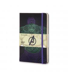 Записник Moleskine Avengers середній Лінійка Халк