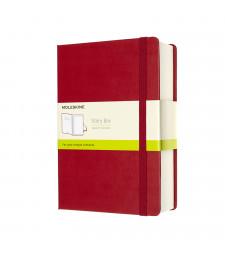 Папка Moleskine Story Box Середня Червона