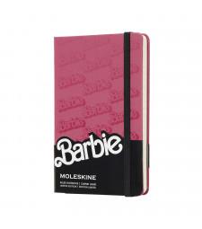Записник Moleskine Barbie кишеньковий Лінійка