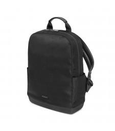 Рюкзак Moleskine The Backpack Technical Weave Чорний
