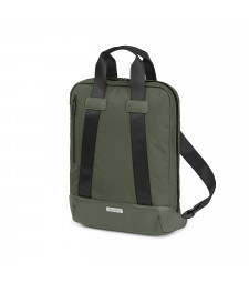 "Сумка Moleskine Metro Device Bag 15"" Вертикальна Темно-зелена"