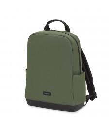 Рюкзак Moleskine The Backpack Soft Touch Лісовий зелений