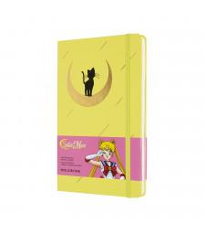 Записник Moleskine Sailor Moon середній Нелінований Жовтий