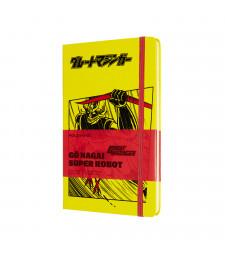 Записник Moleskine Gō Nagai середній Лінійка Great Mazinger