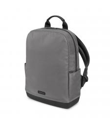 Рюкзак Moleskine The Backpack Ripstop Nylon Темно-сірий