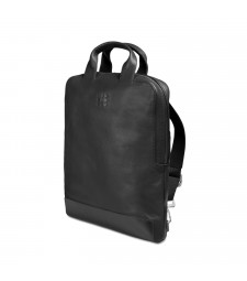 """Сумка Moleskine Classic Device Bag 15"""" Чорна Шкіряна"""