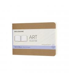 Альбом Moleskine Art Для нарисів кишеньковий Беж