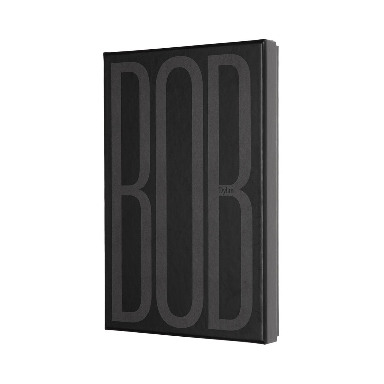 Записник Moleskine Bob Dylan в подарунковій упаковці середній / Лінійка