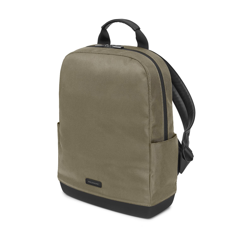 Рюкзак Moleskine The Backpack / Technical Weave Зелений